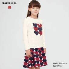 GIRLS Marimekko T(긴팔)A