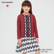 GIRLS Marimekko T(긴팔)B