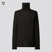 +J실크저지터틀넥T(긴팔)