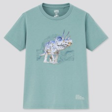 KIDS Jurassic World x Sorayama UT(그래픽T·반팔)C