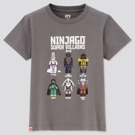 KIDS LEGO® NINJAGO® UT(그래픽T·반팔)F