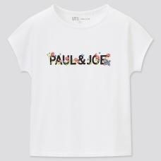 GIRLS PAUL & JOE UT(그래픽T·반팔)C