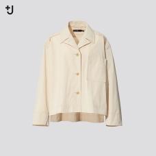 +J오버사이즈셔츠재킷