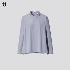 +J SUPIMA COTTON셔츠재킷(긴팔)