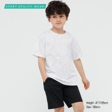 KIDS DRY-EX UT(그래픽T·반팔)FUTURA LABORATORIES