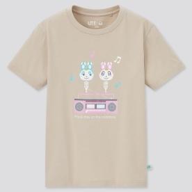 KIDS NINTENDO Animal Crossing UT(그래픽T·반팔)B