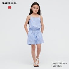 GIRLS Marimekko점프수트A