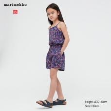 GIRLS Marimekko점프수트C