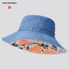 Marimekko UV PROTECTION와이드브림햇A