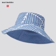 Marimekko UV PROTECTION와이드브림햇B