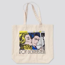 에코프렌들리프린트백M(Lichtenstein A)