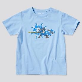 KIDS Pokemon UT(그래픽T·반팔)
