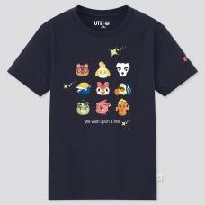KIDS NINTENDO Animal Crossing UT(그래픽T·반팔)C