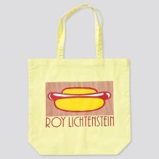 에코프렌들리프린트백M(Lichtenstein D)