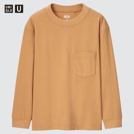 KIDS U크루넥T(긴팔)