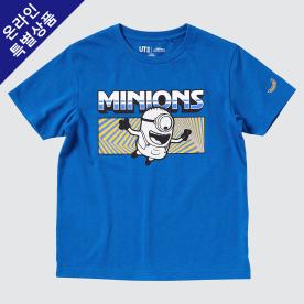 KIDS Minions UT(그래픽T·반팔)B