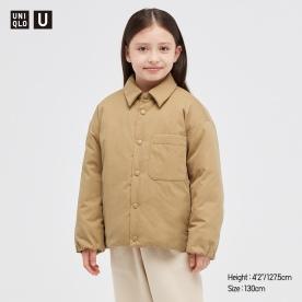 KIDS U패디드셔츠재킷