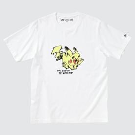 Pokemon x Artist UT(그래픽T·반팔)